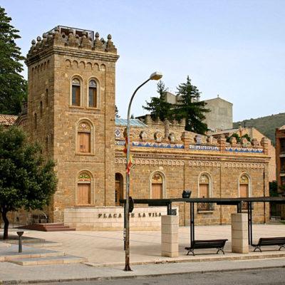 Conjunt Modernista Casa Mauri