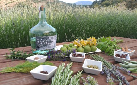 Do you fancy making your own Ratafia liqueur? Celebration