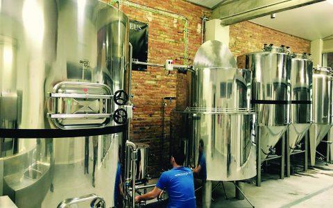Fàbrica Cervesa Ctretze