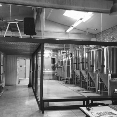 Guided tour of Ctretze brewery